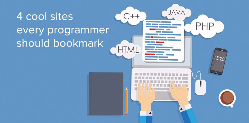 Programmers should Bookmark