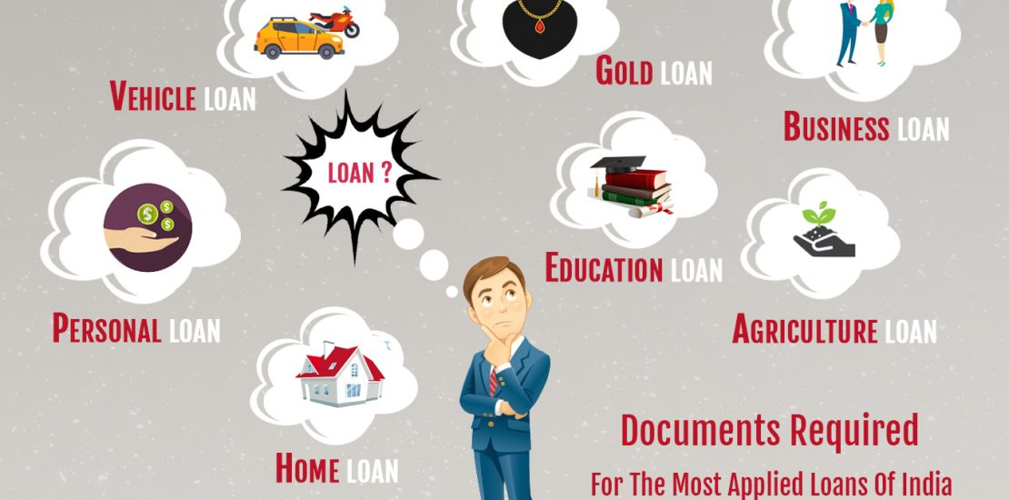 550 Credit Score Home Loan >> Documents required for the most applied loans of India | Habile