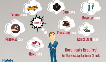 Documents required for Loan