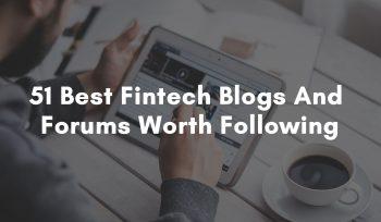 51 best Fintech blogs