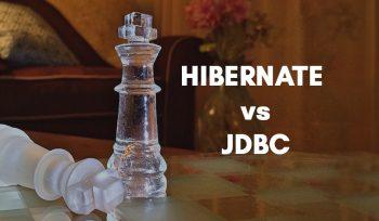 Hibernate vs JDBC