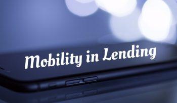 Mobility in lending