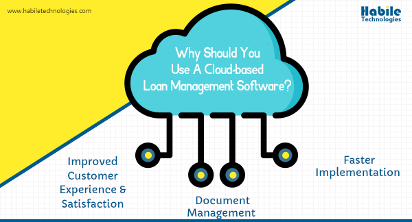 Cloudbased loan management system