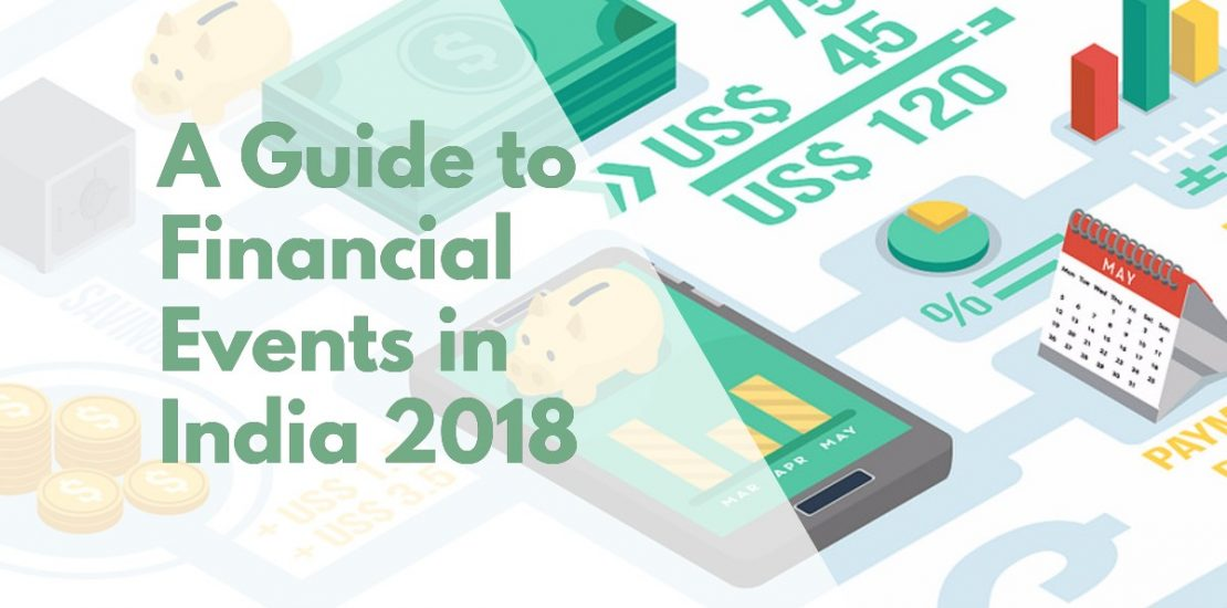 Financial events in India 2018