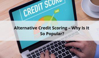 alternative credit scoring