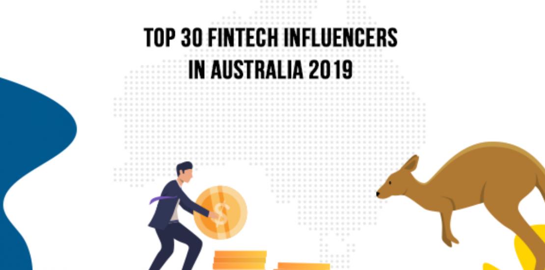 Australia fintech influencer