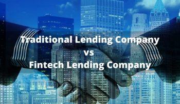 Traditional Lending Company vs Fintech Lending Company