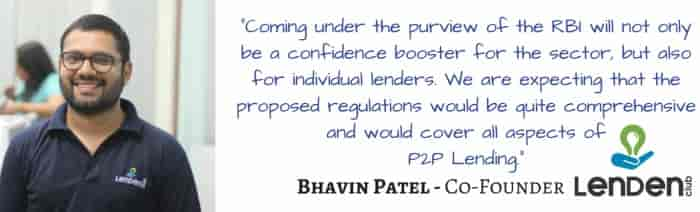 Bhavin Patel LenDenclub