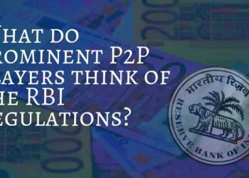 P2P Players think of RBI regulations