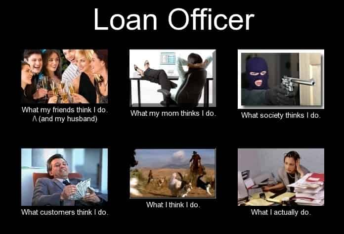 Situations of Loan officers