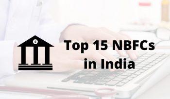 Top 15 NBFC in India